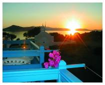 Galini Hotels in Naxos Saint George Beach, Hora